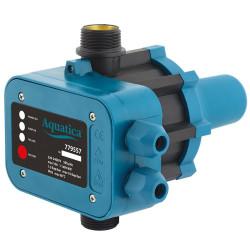 """Автоматика для насоса (1.1кВт Ø1"""") AQUATICA контроллер давления электронный (779557)"""