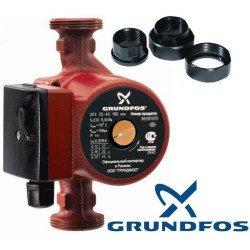 циркуляционный насос Grundfos 25-60/180мм (EuroAqua)