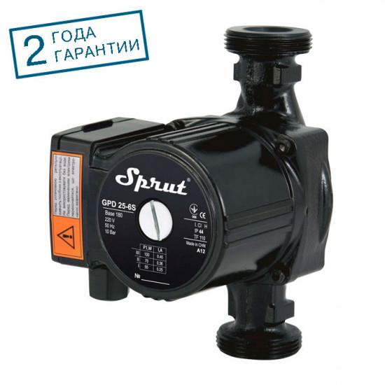 GPD 25-6S-180 SPRUT присоединительный комплект