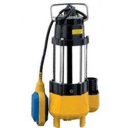 Дренажно-фекальный насос H.World V180F (350 вт. Подача: 141.6 л/мин. Напор: 7 м)