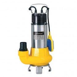 Фекальный насос Sprut V1100F(1200Вт+400 л/мин+напор:12м+обмотка:медь)