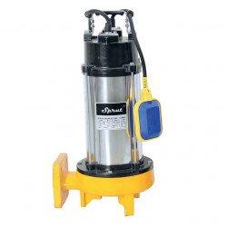 Фекальный насос Sprut V1800С(1900вт+400л/мин+напор:25м+обмотка: медь)
