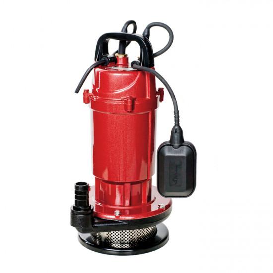 Дренажный насос (1400 Вт, производит: 133 л/мин, напор: 33м) Sprut QDX1,5-32-0,75