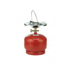 """Газовый комплект Rudyy RK-2 (2.5kw) """"Пикник-Italy"""" 5 литров"""