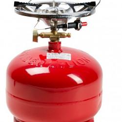 """Газовый комплект Rudyy RK-2 (2.6kw/пьезо) """"Пикник-Italy"""" 5 литров"""