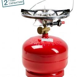 """Газовый комплект Rudyy RK-2 VIP (2,6kw/пьезо) """"Golden Lion"""" 5 литров"""