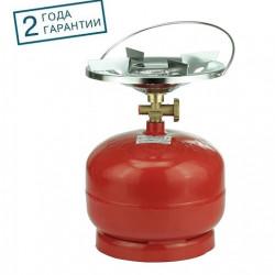 """Газовый комплект Rudyy RK-2 VIP (3kw) """"Golden Lion"""" 5 литров"""