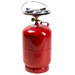"""Газовый комплект Rudyy RK-5 (3kw) """"Пикник-Italy"""" 12,5 литров"""
