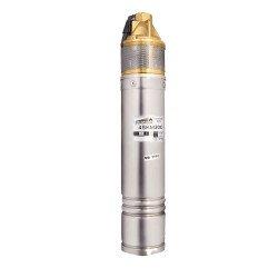 4SKm 200 (97 мм - 1500 Вт - 50 л/мин - напор: 140 м) EuroAqua глубинный насос для скважин вихревой