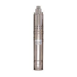 шнековый насос QGD1.8-50-0.37 H.World (96 мм - 0,37 кВт - 25 л/мин - напор 80 м) глубинный насос для скважин
