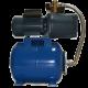 JET100A/50L (1100 Вт - 65 л/мин - напор: 50 м - бак: 50 л) H.World насосная станция водоснабжения (самосбор)