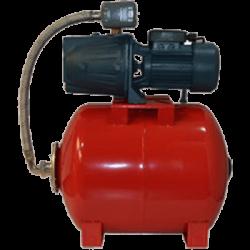 JET100L (1100 Вт - 55 л/мин - напор: 50 м) H.World насосная станция водоснабжения (самосбор)