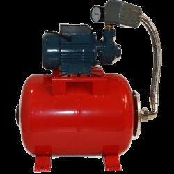 PKm 60 (370 Вт - 43 л/мин - напор: 40 м) H.World насосная станция водоснабжения вихревая (самосбор)