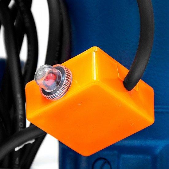 Фекальный насос Wetron WQD12-10(773401) 1.1квт напор10м 200л/мин