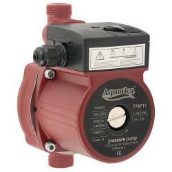 Насос для повышения давления Aquatica GPD 15-9A  (120 Вт напор: 9 м производит 30 л/мин ؾ 160 мм + гайки) (774711)